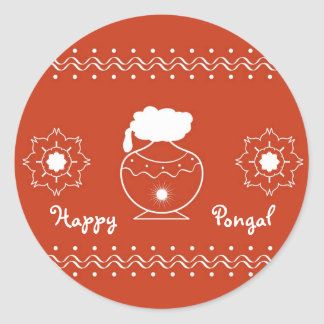 Pongal - festival indiano adesivo