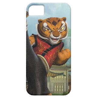 Pontapé do Tigress Capa Para iPhone 5