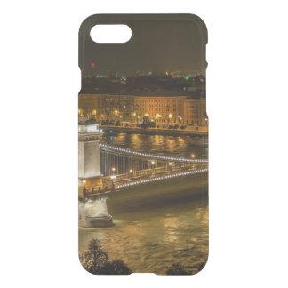 Ponte Chain de Budapest Capa iPhone 7