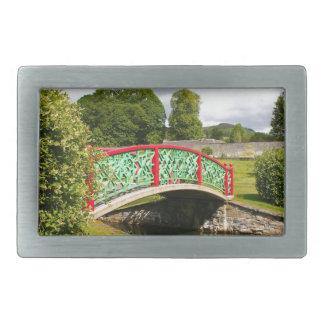 Ponte chinesa, jardins, Scotland