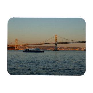 Ponte da baía & ímã da ilha #4 de Yerba Buena