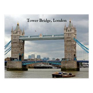 Ponte da torre, Londres Cartão Postal