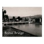 Ponte de Beirute Cartões Postais