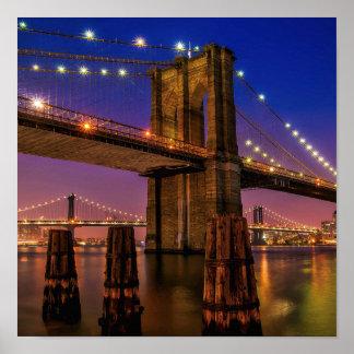 Ponte de Brooklyn -- Poster