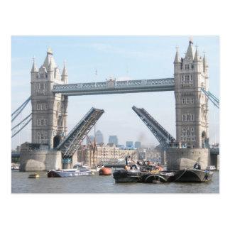 Ponte de Londres Cartão Postal