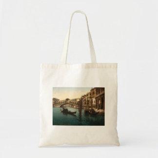 Ponte de Rialto mim, Veneza, Italia Bolsas