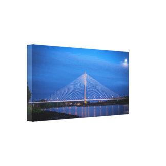 Ponte de Waterford das canvas