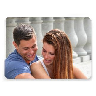 Ponte do casal dos jovens convite personalizados