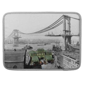 Ponte Macbook de Manhattan pro Bolsas Para MacBook Pro