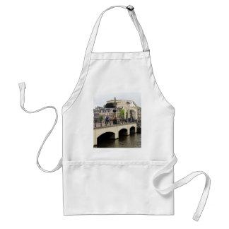 Ponte magro, Amsterdão, Holland Avental