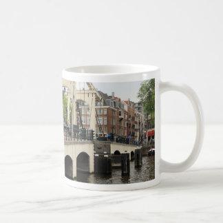 Ponte magro, Amsterdão, Holland Caneca De Café