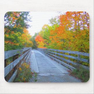 Ponte Mousepad do outono