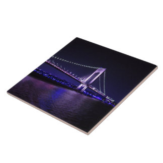 Ponte vívida das violetas