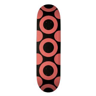 Ponto 3 de Pimenta de Caiena Shape De Skate 18,1cm