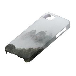 Ponto de desaparecimento capa barely there para iPhone 5