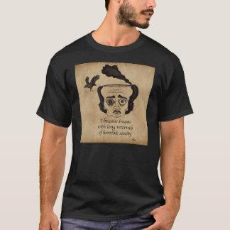 Ponto de entrada insano camiseta