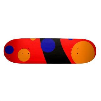 Ponto de Pokka Shape De Skate 21,6cm