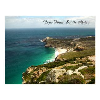 Ponto do cabo, África do Sul Cartão Postal