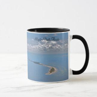 Ponto do jacaré, caneca de café de Florida