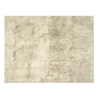 Ponto morto de papel antigo do vazio do modelo do impressão de foto