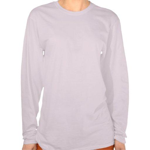 Ponto violeta e malva da cruz da borboleta tshirt