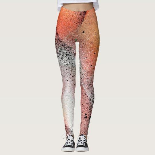 Pontos & cores legging