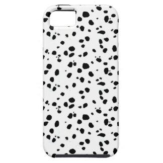 Pontos Dalmatian, impressão Dalmatian, pele Capa Para iPhone 5