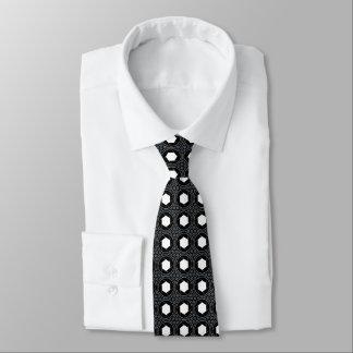 Pontos do hexágono gravata