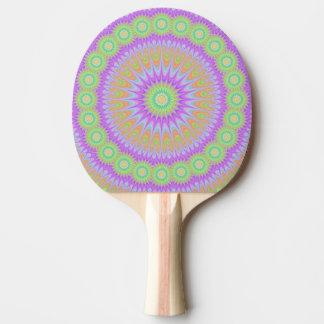 Pontos lisos raquete para ping pong