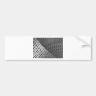 Pontos metálicos adesivo para carro
