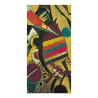 Pontos por Wassily Kandinsky Cartão Com Foto