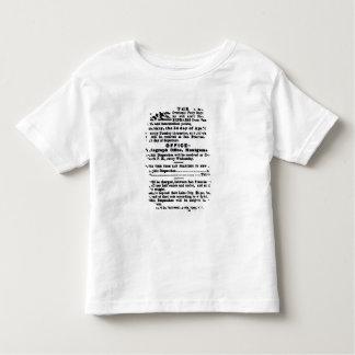 Pony Express, nove dias Camiseta