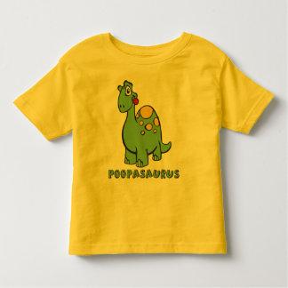 Poopasaurs Camiseta Infantil