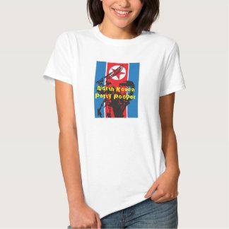 Pooper do partido t-shirts