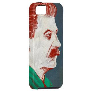Pop art de Joe Stalin do país - caso do iPhone 5 Capa Para iPhone 5