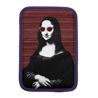 Pop art de Mona Lisa Capas Para iPad Mini