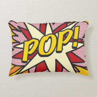 POP da banda desenhada! coxim do travesseiro do Almofada Decorativa