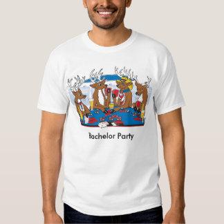 Póquer do despedida de solteiro em Vegas Camiseta