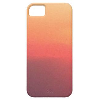 Por do sol de Colorado Capa Barely There Para iPhone 5