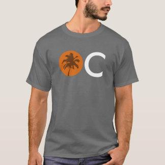 Por do sol de OC Camiseta