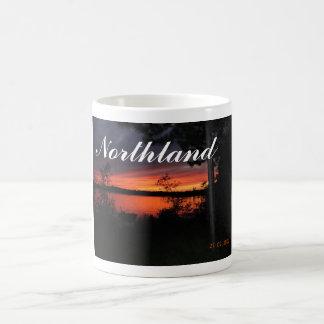 Por do sol do Northland Caneca De Café