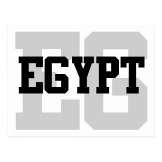 POR EXEMPLO Egipto Cartão Postal