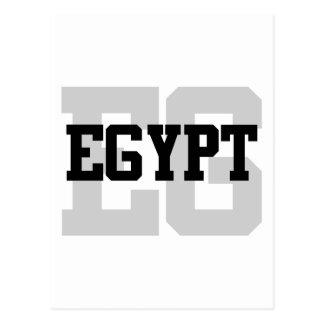 POR EXEMPLO Egipto Cartoes Postais