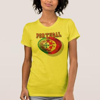 """Por Portugueses do Bola de """"Portugal"""" Tshirt"""