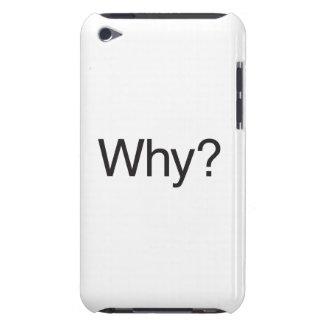 Por que capas iPod Case-Mate