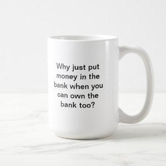 Por que investir caneca