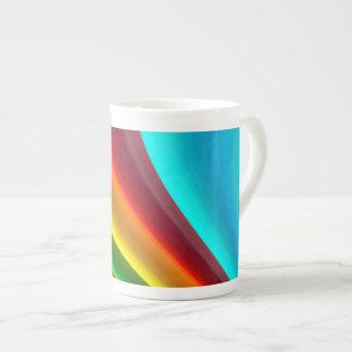 Porcelana taça - fantasia xícara de chá
