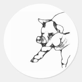 porco adesivos