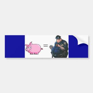 Porco = bobina adesivo para carro