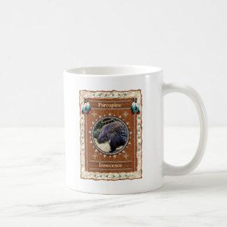 Porco- - caneca de café clássica da inocência